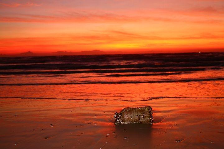 海とプラスチック